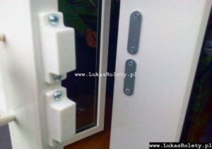 Moskitiery drzwiowe zdjęcia
