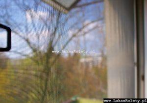 moskitiery okienne na wymiar