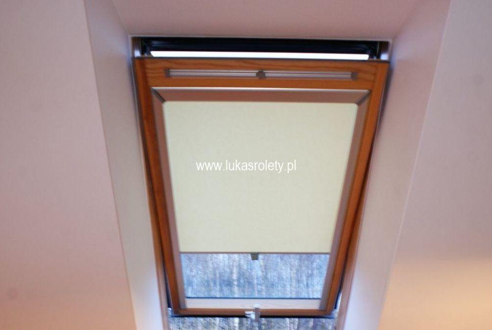 Montaż rolet dachowych